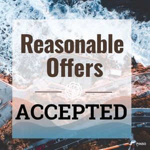 Other - Reasonable Offers Accepted!!